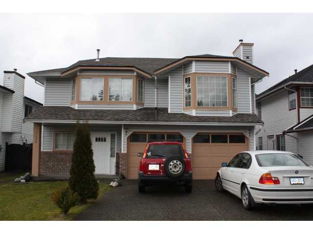 Main Photo: 1356 EL CAMINO Drive in Coquitlam: Hockaday House for sale : MLS® # V875701