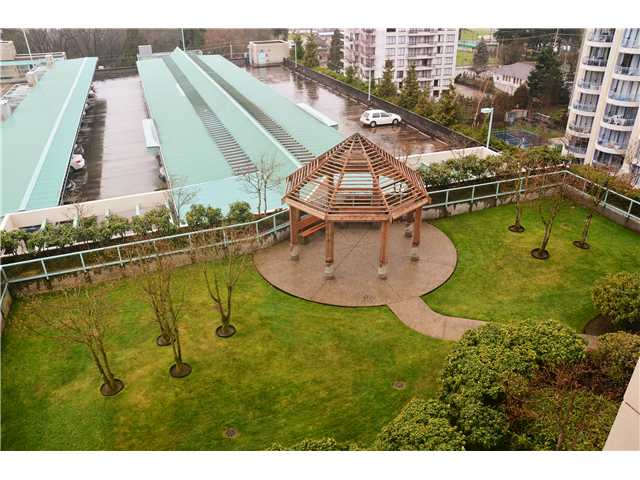 "Photo 10: 801 728 PRINCESS Street in New Westminster: Uptown NW Condo for sale in ""PRINCESS"" : MLS(r) # V927667"