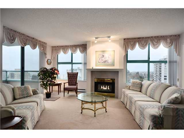 "Photo 3: 801 728 PRINCESS Street in New Westminster: Uptown NW Condo for sale in ""PRINCESS"" : MLS(r) # V927667"