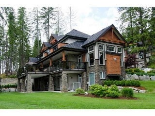 Main Photo: 1465 CRYSTAL CREEK DR: Anmore House for sale (Port Moody)  : MLS® # V1013588