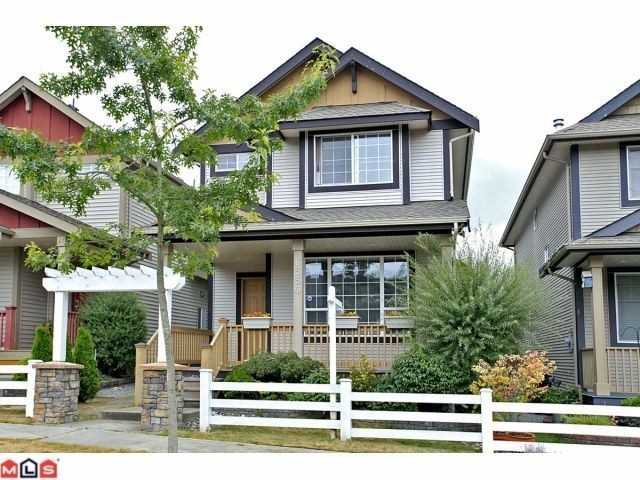 "Main Photo: 6550 192A Street in Surrey: Clayton House for sale in ""CLAYTON'S COOPER CREEK"" (Cloverdale)  : MLS® # F1429722"