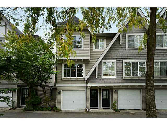 "Main Photo: 19 12778 66TH Avenue in Surrey: West Newton Townhouse for sale in ""HATHAWAY VILLAGE"" : MLS® # F1451418"