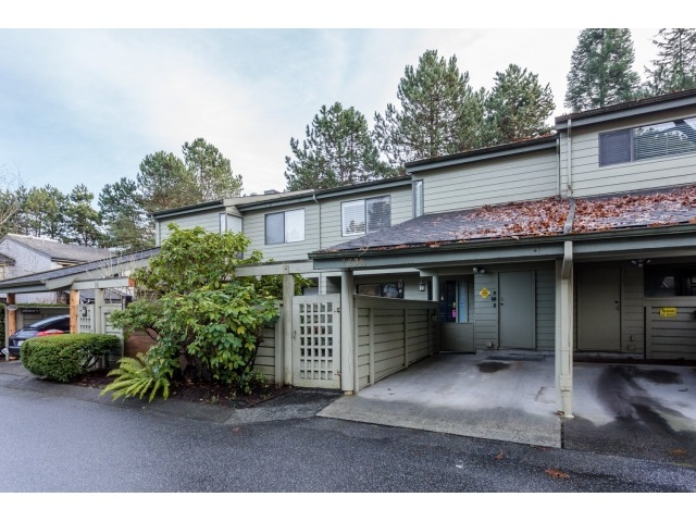 Main Photo: 2238 MCBAIN Avenue in Vancouver: Quilchena Townhouse for sale (Vancouver West)  : MLS® # R2022948