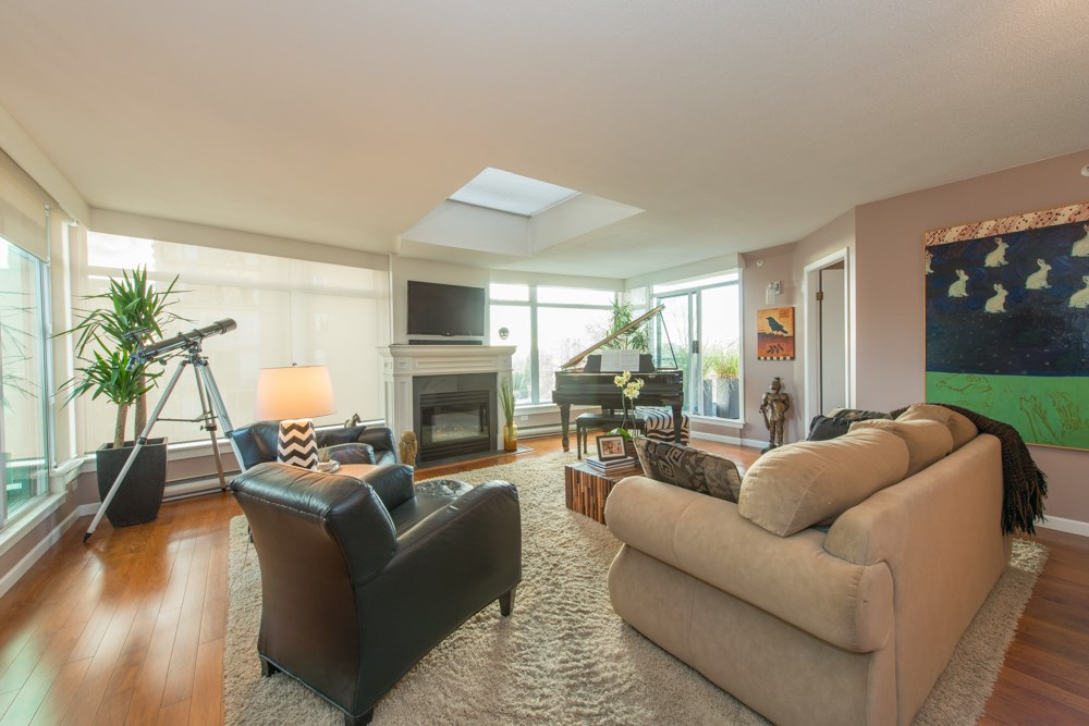 "Photo 6: 802 1272 COMOX Street in Vancouver: West End VW Condo for sale in ""CHATEAU COMOX"" (Vancouver West)  : MLS(r) # R2032698"