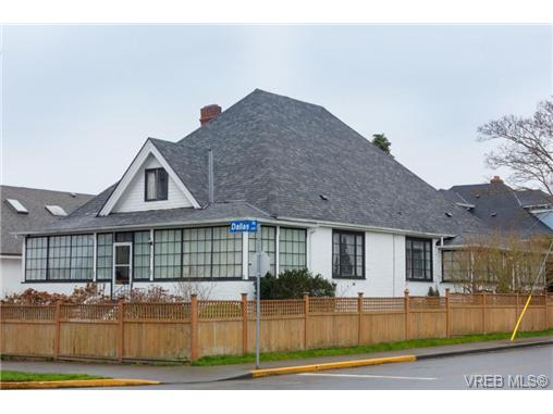 Main Photo: 576 Dallas Road in VICTORIA: Vi James Bay Single Family Detached for sale (Victoria)  : MLS® # 360477