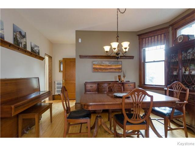 Photo 5: 221 Walnut Street in Winnipeg: West End / Wolseley Residential for sale (West Winnipeg)  : MLS® # 1609946