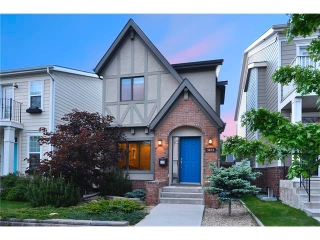 Main Photo: 5624 HENWOOD Street SW in Calgary: Garrison Green House for sale : MLS® # C4064510