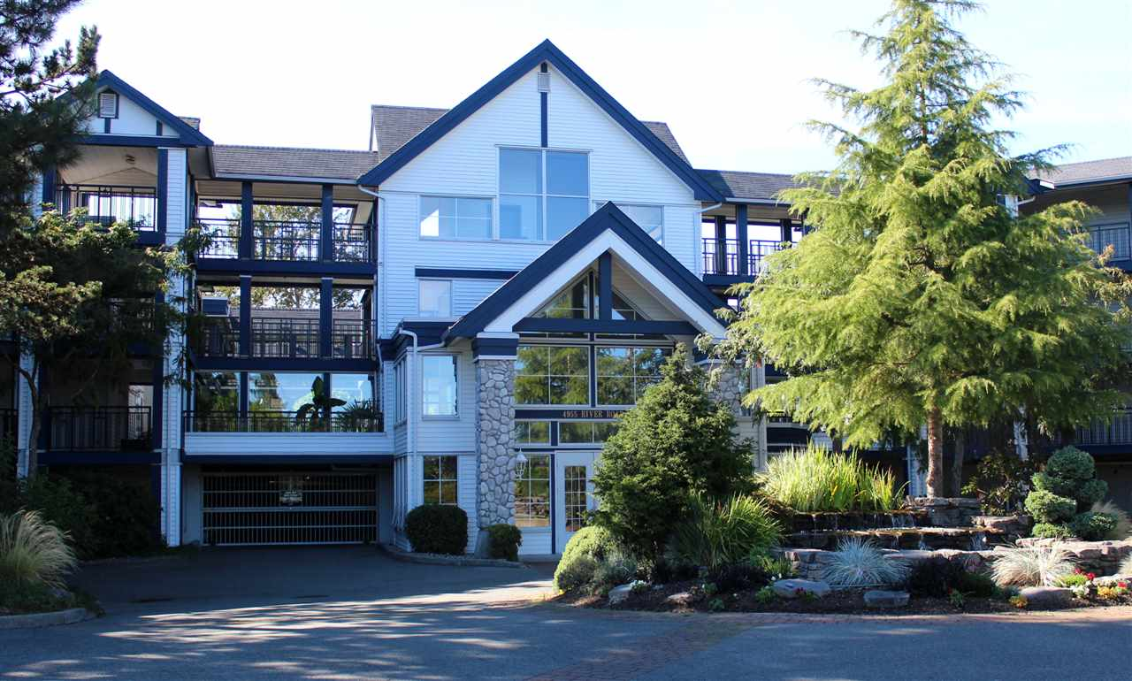 "Main Photo: 213 4955 RIVER Road in Delta: Neilsen Grove Condo for sale in ""SHOREWALK"" (Ladner)  : MLS(r) # R2099850"