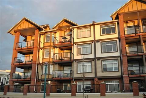 "Main Photo: 307 5650 201A Street in Langley: Langley City Condo for sale in ""PADDINGTON STATION"" : MLS®# R2104166"