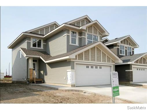 Main Photo: 406 Secord Way in Saskatoon: Brighton Single Family Dwelling for sale (Saskatoon Area 01)  : MLS(r) # 585218