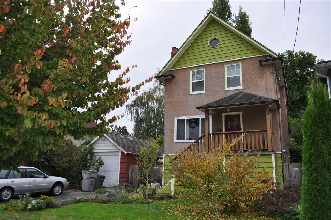 Main Photo: 550 E 20TH Avenue in Vancouver: Fraser VE House for sale (Vancouver East)  : MLS(r) # R2115098