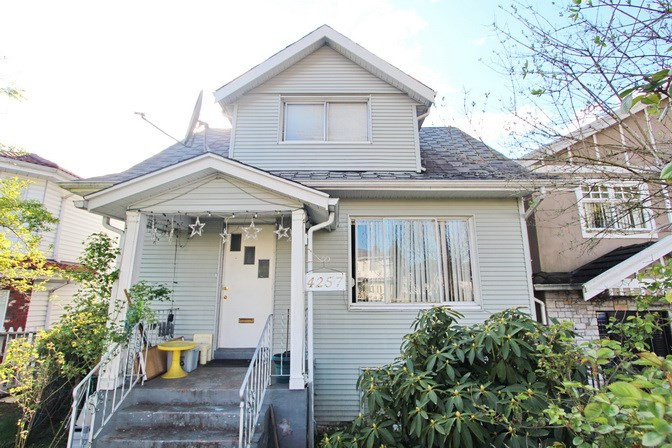 Main Photo: 4257 BEATRICE Street in Vancouver: Victoria VE House for sale (Vancouver East)  : MLS® # R2125948