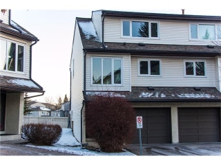 Main Photo: 14 1012 RANCHLANDS Boulevard NW in Calgary: Ranchlands House for sale : MLS(r) # C4092289