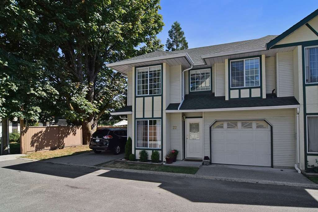Main Photo: 22 21409 DEWDNEY TRUNK ROAD in : West Central Townhouse for sale : MLS® # R2102797
