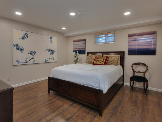 Lower Level: 4th Bedroom