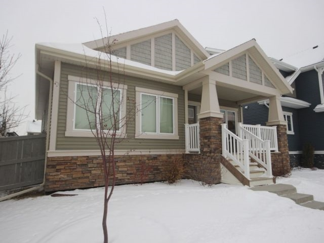 Main Photo: 4319 Veterans Way in Edmonton: Zone 27 House for sale : MLS(r) # E4051082