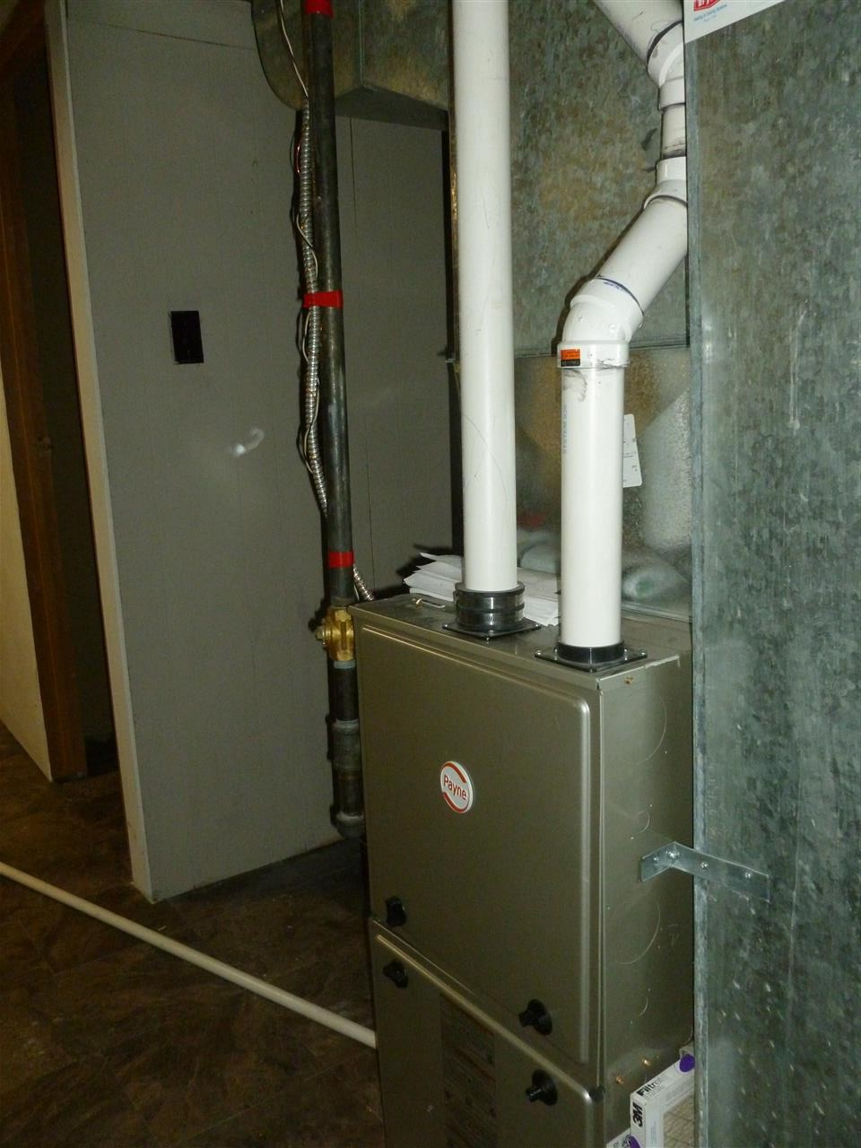 Upgraded high efficient furnace