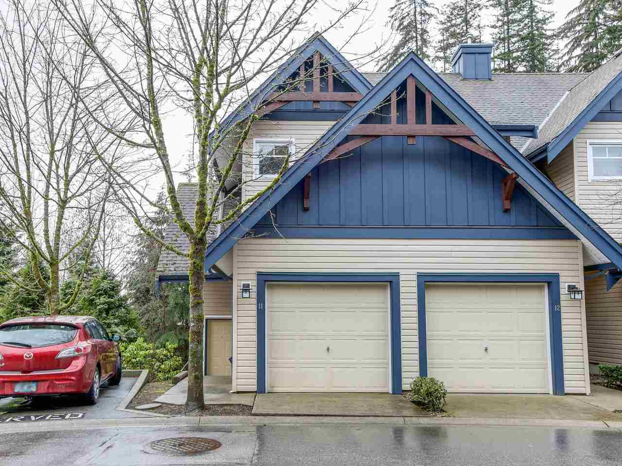 "Photo 2: 11 50 PANORAMA Place in Port Moody: Heritage Woods PM Townhouse for sale in ""ADVENTURE RIDGE"" : MLS(r) # R2146460"