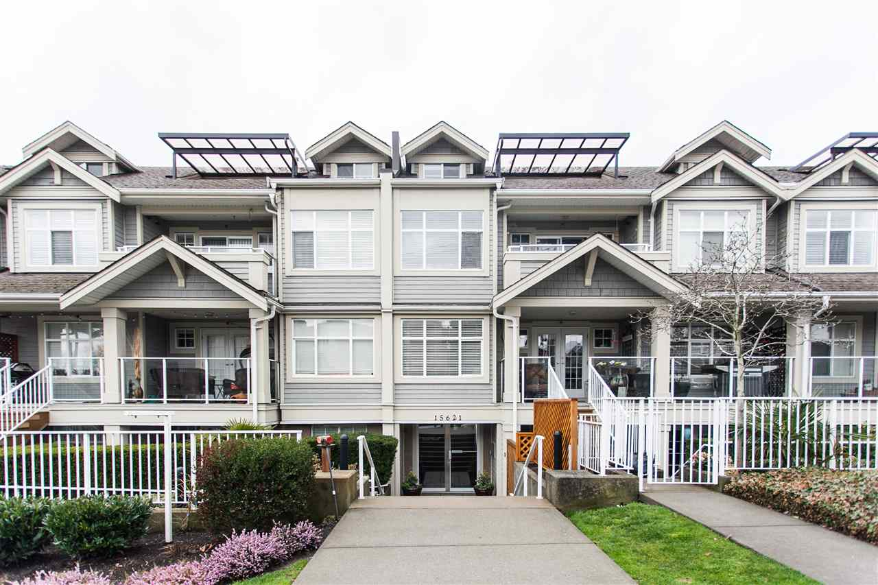 "Main Photo: 104 15621 MARINE Drive: White Rock Condo for sale in ""PACIFIC POINT"" (South Surrey White Rock)  : MLS® # R2146041"