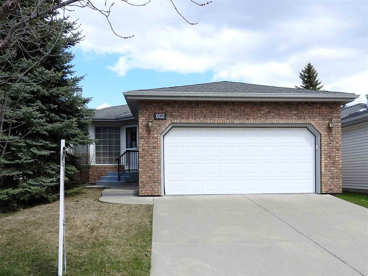 Main Photo: 602 REVELL Wynd in Edmonton: Zone 14 House for sale : MLS® # E4058503