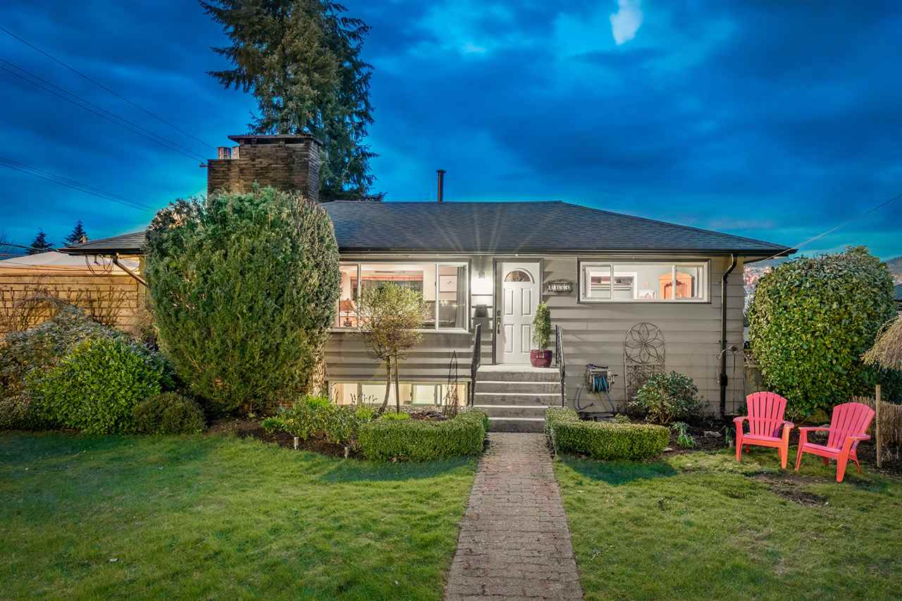 "Main Photo: 2155 MOHAWK Avenue in Coquitlam: Chineside House for sale in ""CHINESIDE"" : MLS® # R2156266"