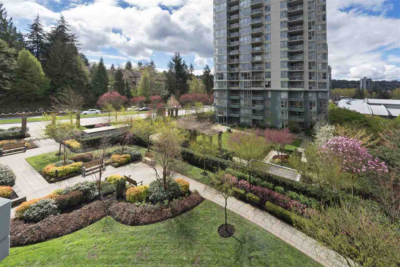 "Photo 2: 205 288 UNGLESS Way in Port Moody: North Shore Pt Moody Condo for sale in ""THE CRESCENDO"" : MLS® # R2159824"