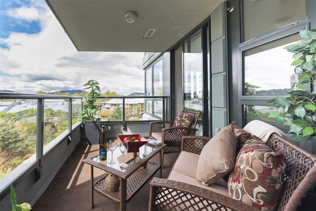 "Photo 16: 205 288 UNGLESS Way in Port Moody: North Shore Pt Moody Condo for sale in ""THE CRESCENDO"" : MLS® # R2159824"