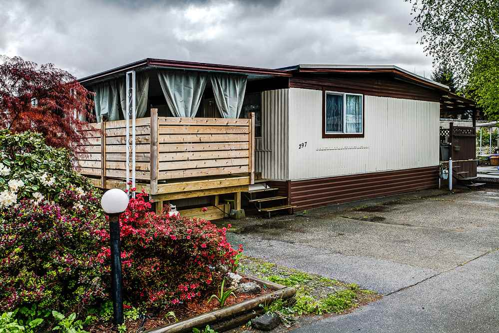 "Photo 16: 297 201 CAYER Street in Coquitlam: Maillardville Manufactured Home for sale in ""WILDWOOD PARK"" : MLS(r) # R2162916"