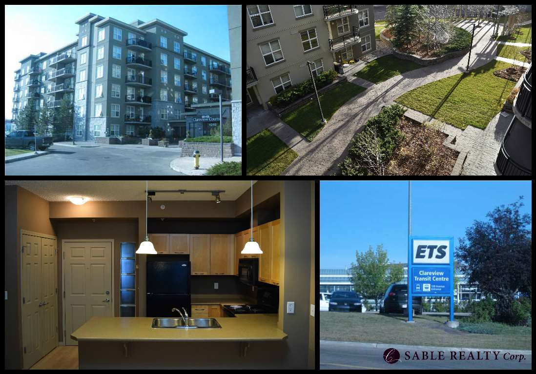 Main Photo: 1-414 4245 139 Avenue in Edmonton: Zone 35 Condo for sale : MLS(r) # E4064148