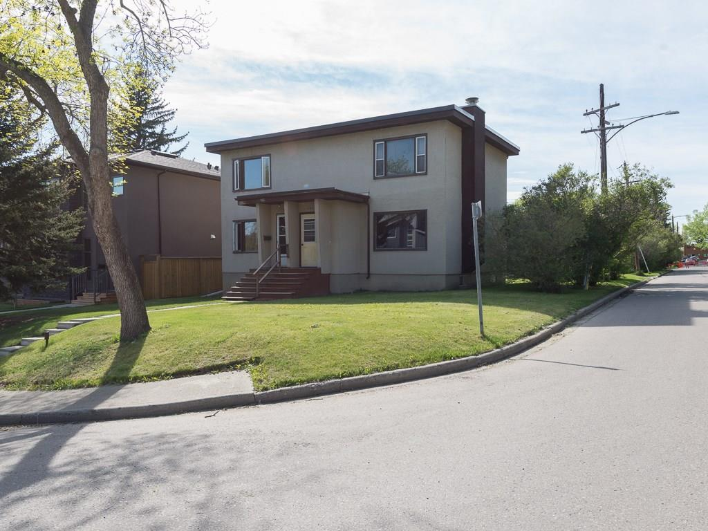 Main Photo: 923 36A Street NW in Calgary: Parkdale House for sale : MLS® # C4117421