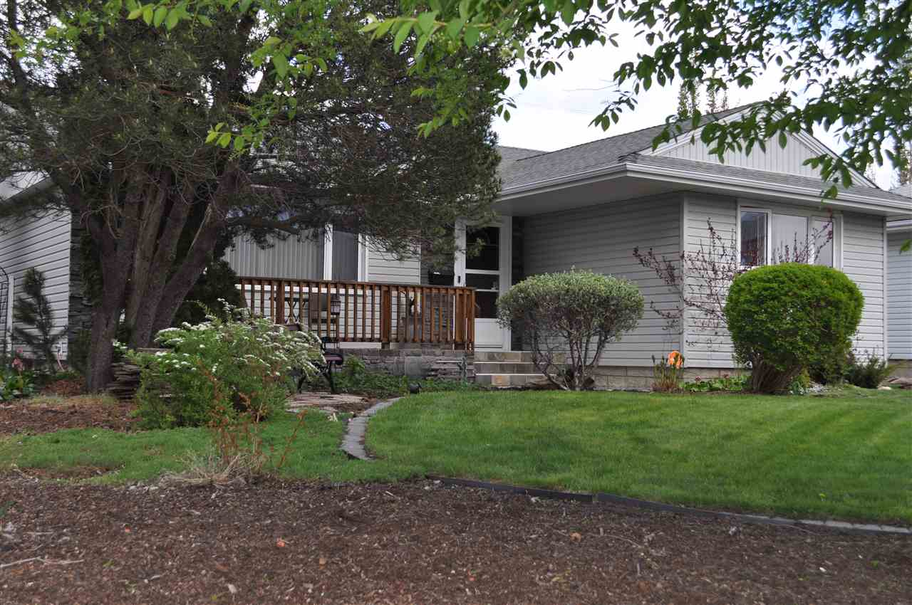 Extensive, but still low maintenance landscaping really does add to both the front and rear yards.  A tiered deck in the rear is just off of the kitchen, and a second deck finishes off the front of the home.  A great place to enjoy a morning coffee