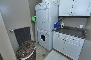 Stackable washer and dryer and cabinetry for storage...