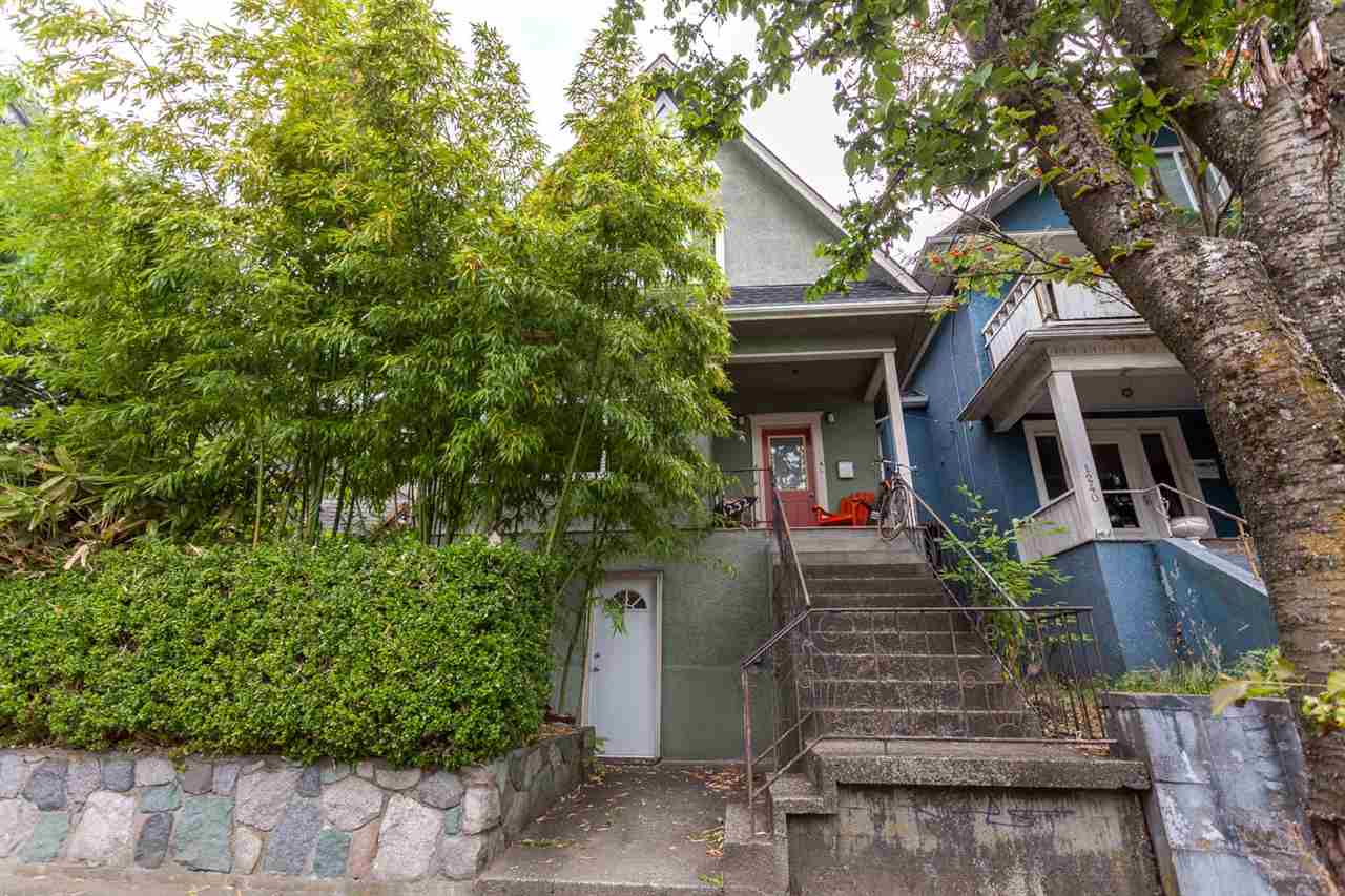 "Main Photo: 1232 VICTORIA Drive in Vancouver: Grandview VE House for sale in ""COMMERCIAL DRIVE"" (Vancouver East)  : MLS®# R2195634"