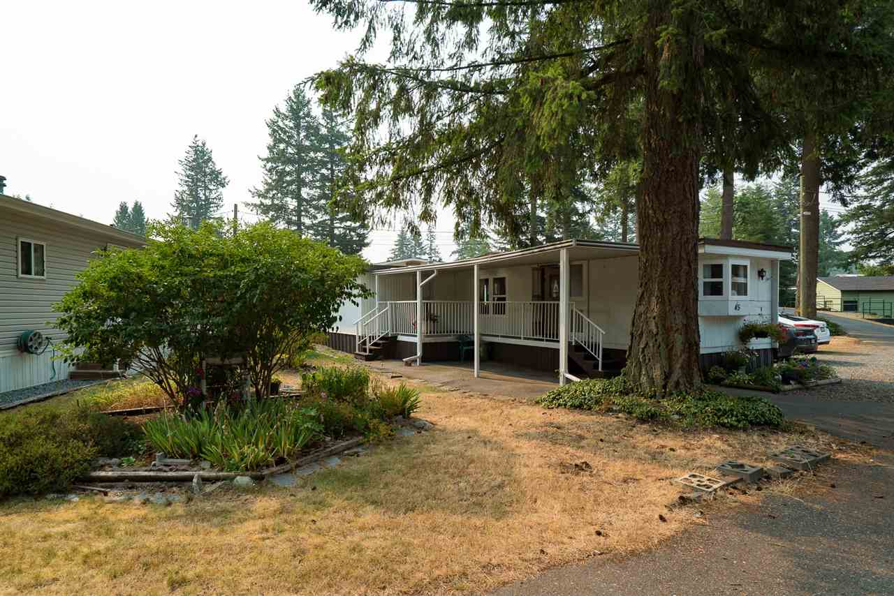 "Photo 12: 45 20071 24 Avenue in Langley: Brookswood Langley Manufactured Home for sale in ""FERNRIDGE"" : MLS® # R2195539"