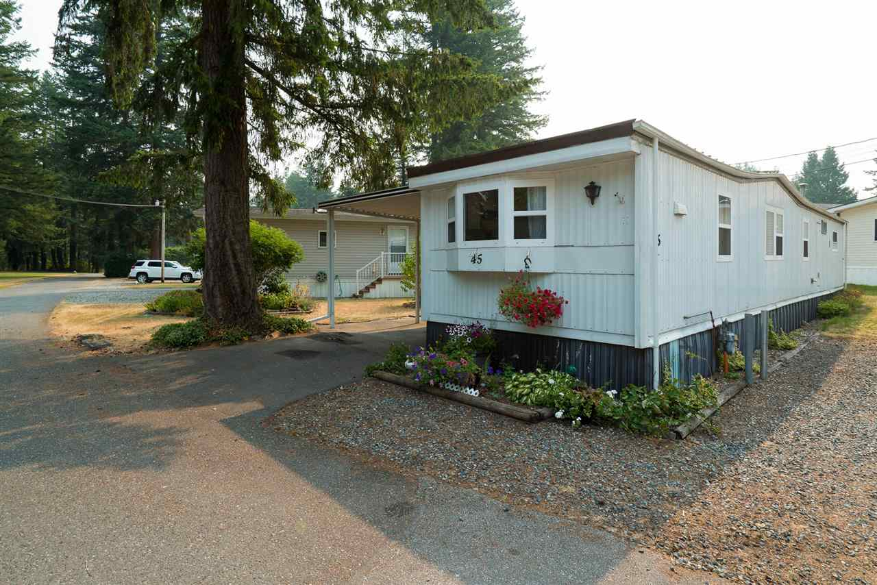 "Photo 13: 45 20071 24 Avenue in Langley: Brookswood Langley Manufactured Home for sale in ""FERNRIDGE"" : MLS® # R2195539"