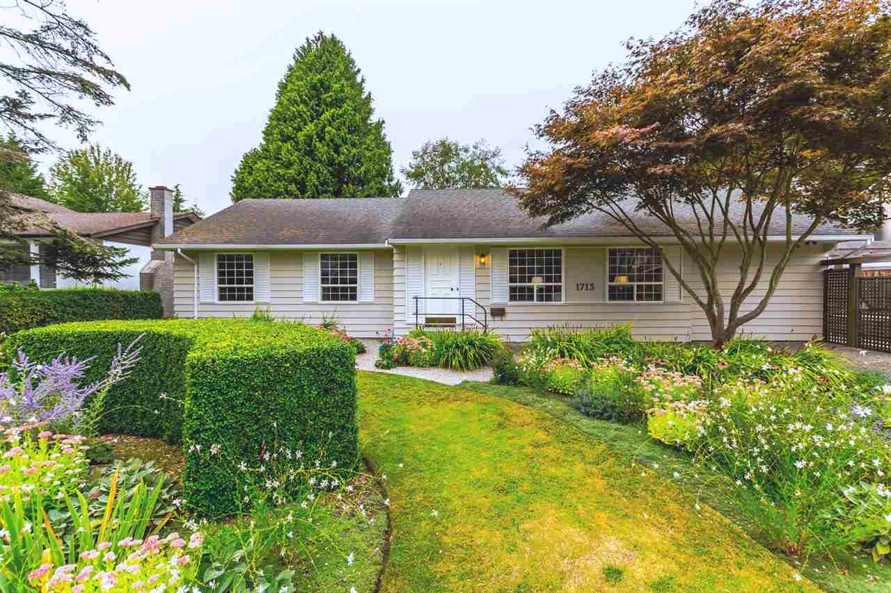 Main Photo: 1713 57 Street in Delta: Beach Grove House for sale (Tsawwassen)  : MLS® # R2203201