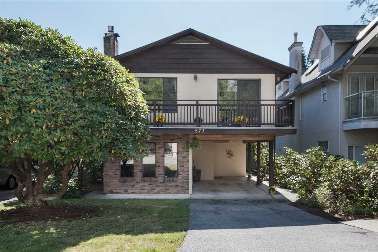 Photo 1: Photos: 573 W 28TH Street in North Vancouver: Upper Lonsdale House for sale : MLS® # R2210226