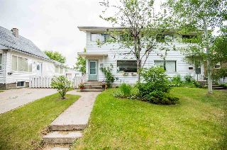 Main Photo: 11813 44 Street in Edmonton: Zone 23 House Half Duplex for sale : MLS® # E4085084