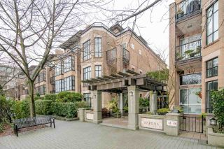 "Main Photo: 209 2175 SALAL Drive in Vancouver: Kitsilano Condo for sale in ""SAVONA"" (Vancouver West)  : MLS® # R2226076"
