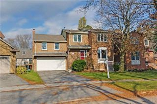 Main Photo: 414 Brian Court in Pickering: West Shore House (2-Storey) for sale : MLS® # E4032289