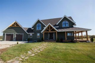 Main Photo: 56015 RR 263: Rural Sturgeon County House for sale : MLS®# E4101169
