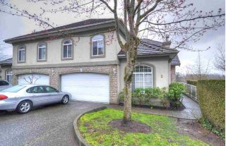 "Main Photo: 2 915 FORT FRASER Rise in Port Coquitlam: Citadel PQ Townhouse for sale in ""BRITTANY PLACE"" : MLS®# R2250800"