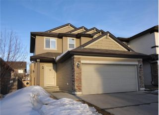 Main Photo: 320 EVEROAK Drive SW in Calgary: Evergreen House for sale : MLS®# C4176439