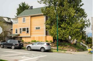 Main Photo: 2349 ST. CATHERINES Street in Vancouver: Mount Pleasant VE House for sale (Vancouver East)  : MLS®# R2259144