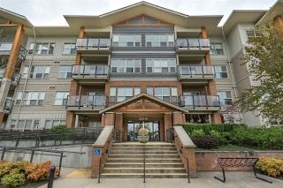 "Main Photo: 103 20219 54A Avenue in Langley: Langley City Condo for sale in ""Suede"" : MLS®# R2260025"