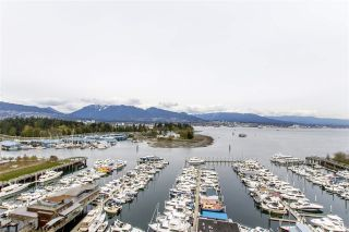 "Main Photo: 1602 590 NICOLA Street in Vancouver: Coal Harbour Condo for sale in ""Cascina-Waterfront Place"" (Vancouver West)  : MLS®# R2261090"
