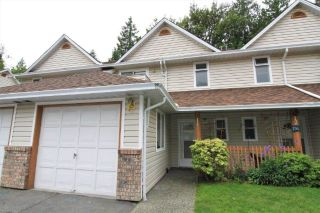 "Main Photo: 11 20699 120B Avenue in Maple Ridge: Northwest Maple Ridge Townhouse for sale in ""THE GATEWAY"" : MLS®# R2278963"