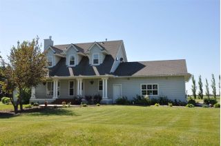 Main Photo: 24519 Twp Rd 584: Rural Westlock County House for sale : MLS®# E4117152
