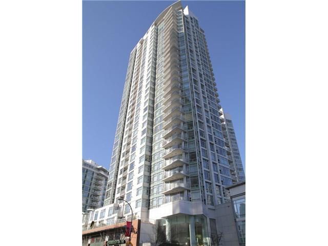 "Main Photo: 1107 1199 MARINASIDE Crescent in Vancouver: False Creek North Condo for sale in ""AQUARIUS MEWS 1"" (Vancouver West)  : MLS® # V885659"