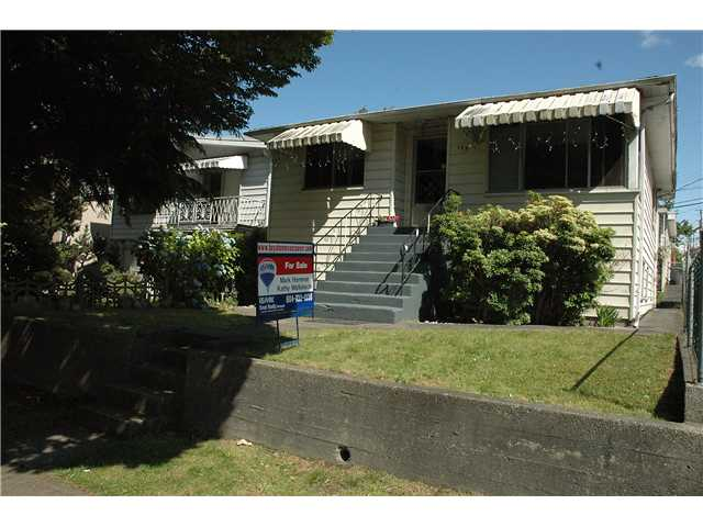 Main Photo: 179 E 64TH Avenue in Vancouver: South Vancouver House for sale (Vancouver East)  : MLS(r) # V898054